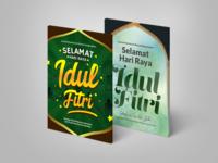 Eid Al-Fitr Cards