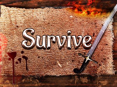 Cover - Survive