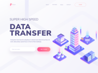 Super high speed data transfer