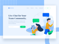 Live Chat For Your Team Community