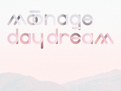 Moonage Daydream Type Fun