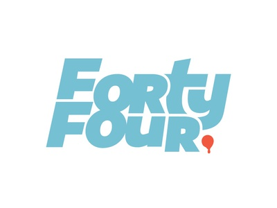 Forty Four Concept logo