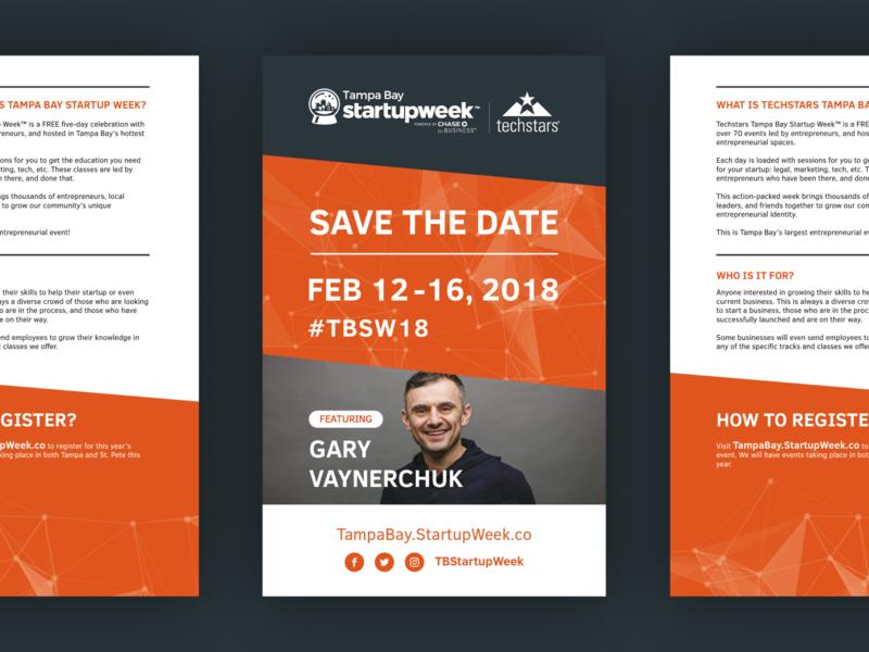 TBSW18 Flyer