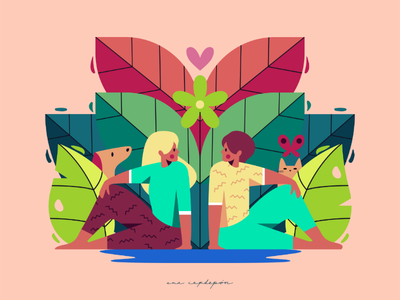 World Environment Day environment sustainability ecology vector flat design graphic design illustration