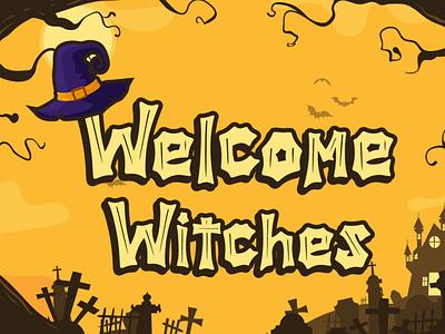 Spooky Hill - Halloween Font branding lettering handwriting font typeface cursive handwritten fall web spider bone pumpkin thanksgiving silhoutte horror spooky halloween