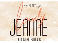 Lovely Jeanne 1