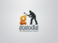 (ggd) logo design