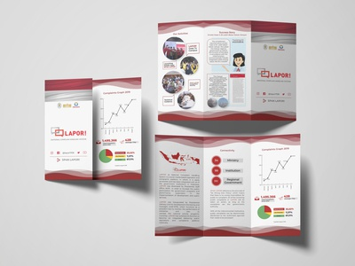 Trifold Flyer about LAPOR!