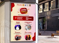 LAPOR!  Goes To Campus Poster