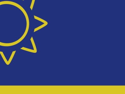 KS Flag Rebound unsolicited redesign sunflower kansas flag