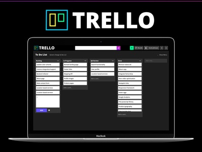Triphy, a branding mashup of Trello and Giphy mashup giphy trello