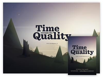 Ents.co new website onepage mobile forest sky sentinel website illustration animation web landing