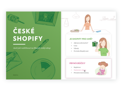 Shopify guide for Czechia blog help guide manual shopify