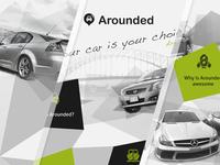 Arounded.com - my work, my dream, my startup ...