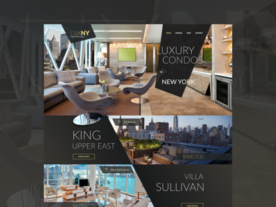 LuxNY - Luxury Condos