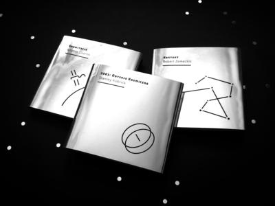 Kosmos / dvd film series packaging