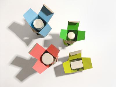 DUO - packaging & logo design