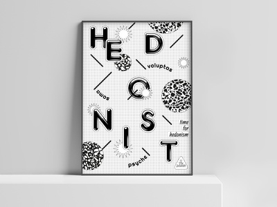 hedonist poster