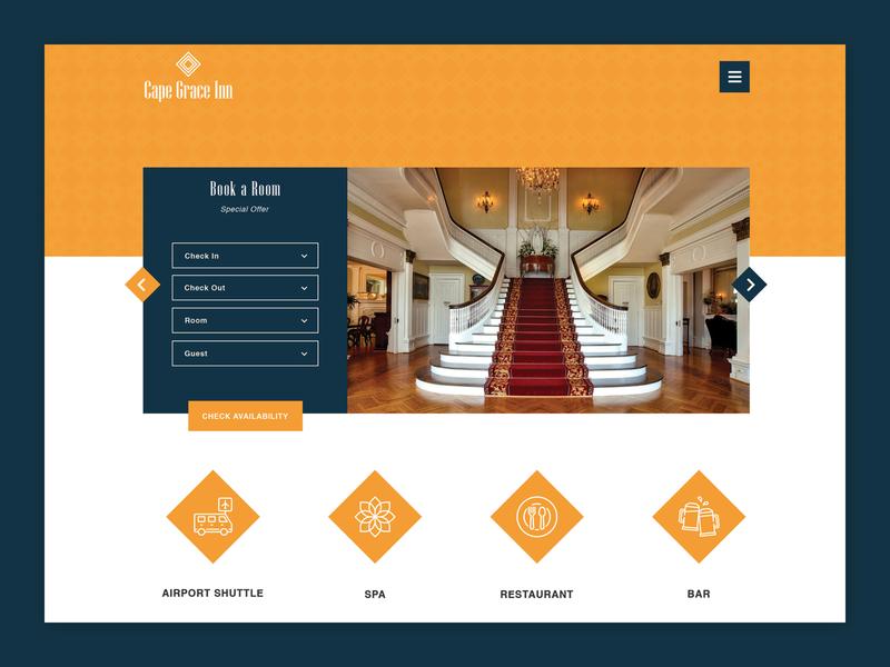Hotel UI