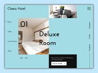 Hotel Room UI