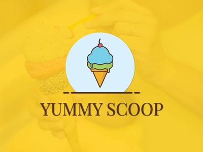 Yummy Scoop Logo