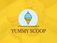Yummy Scoop Logo