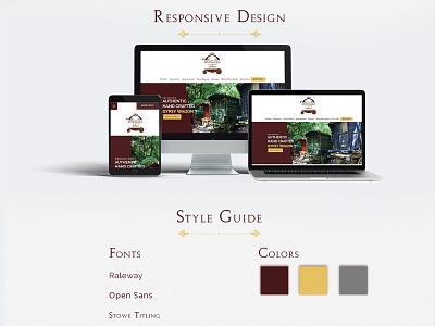 Glamping Gypsy Website creative business hotel website gypsy hotel logo ui banner design design webdesigner photoshop website webdesignagency uidesign website design