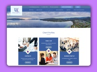 Custom Result Oriented Website for a Law Firm