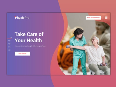 Physiotherapy Clinic Website