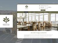 Hotel Website - Areca