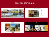 Gallery Section - UI Design