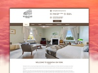 Website - Waratah On York