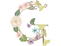 Botanical Letter G