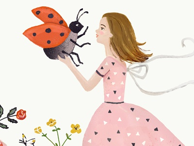My Pet The ladybug