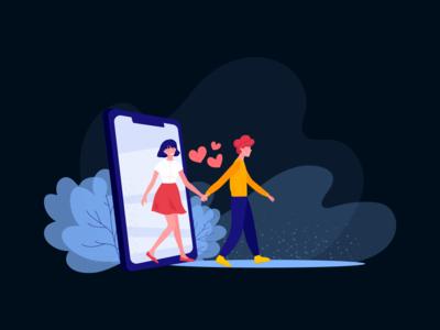 Match - Dating Illustrations