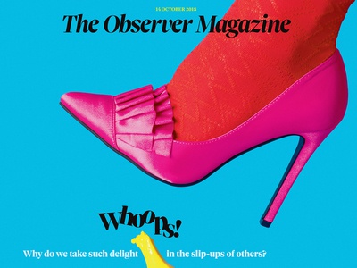Ilka & Franz - Observer Magazine
