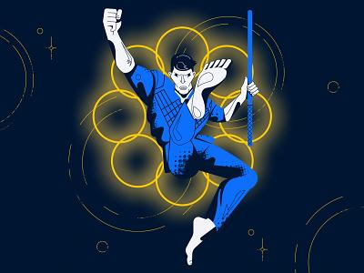 Shang-Chi vector illustration