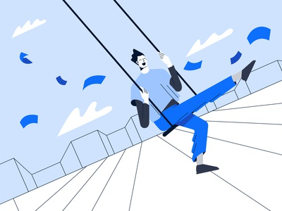 Freedom illustration vector