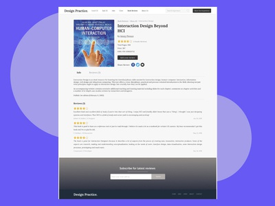 Dribble Book Review   Book Destails Page