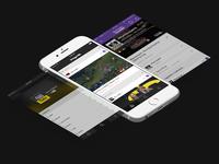 Liveguide UI