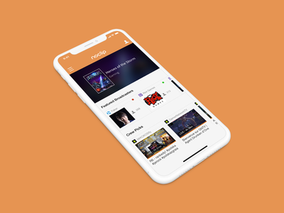 Liveguide dreamhack tv4 livestream azubu hitbox twitch startup uiux ios noclip liveguide