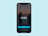 Svea Bank card uiux app fintech bank svea