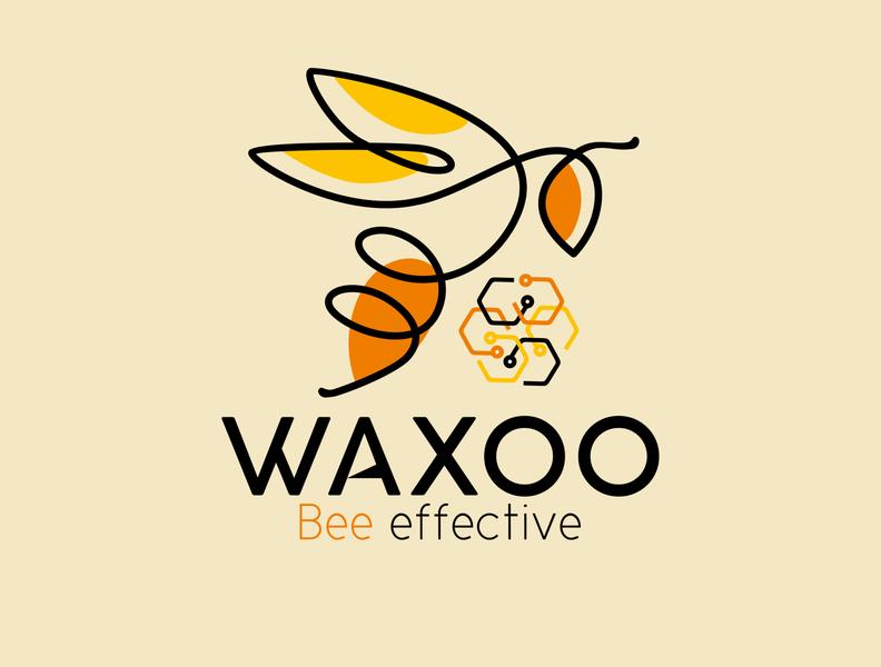 Waxoo - Logo concept