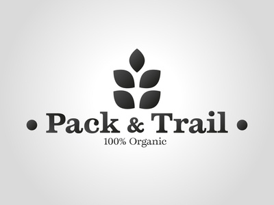 Pack & Trail - Granola daily logo challenge design vector logo concept logo dailylogochallenge logo design illustrator graphic design
