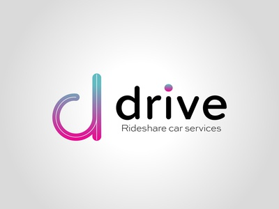 Drive logo design daily logo challenge dailylogochallenge logo concept logo design illustrator graphic design