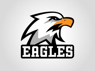 Eagles vector dailylogochallenge daily logo challenge illustration logo logo concept logo design illustrator graphic design