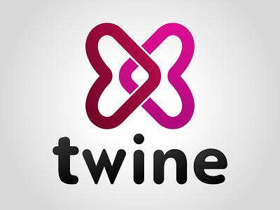 twine daily logo challenge dailylogochallenge typography logo logo concept logo design graphic design