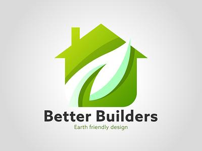 Better Builders design vector illustrator daily logo challenge dailylogochallenge graphism logo logo concept logo design graphic design