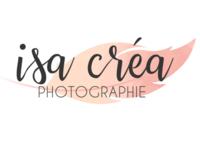 Isa créa photographie - Logo concept