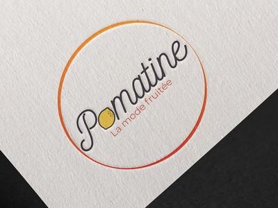 Pomatine - Logo concept